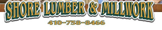 shore lumber and millwork logo